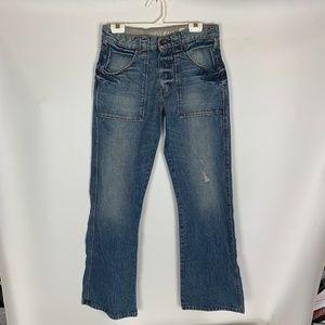 Mens Blue Premium Guess Jeans Sz 32 A7246